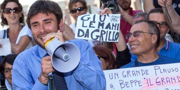 Alessandro Di Battista attacca i mezzi d'informazione:
