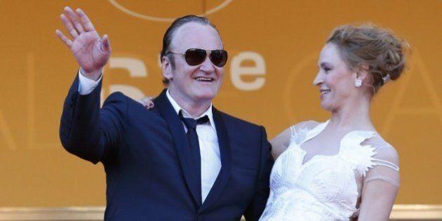 Uma Thurman E Quentin Tarantino Lamore A 20 Anni Da Pulp