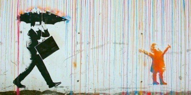 Banksy. Dietro l'artista c'è Damien Hirst? La teoria del Daily Beast