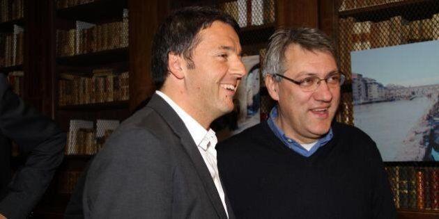 Matteo Renzi aggancia Maurizio Landini per stuzzicare il governo Letta: