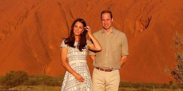 Kate Middlleton e William d'Inghilterra sulle orme di Lady Diana e Carlo: insieme alla montagna sacra...