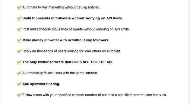 Twitter: tutto quello che non vogliono farvi
