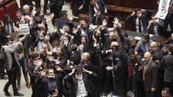 Contro Napolitano e
