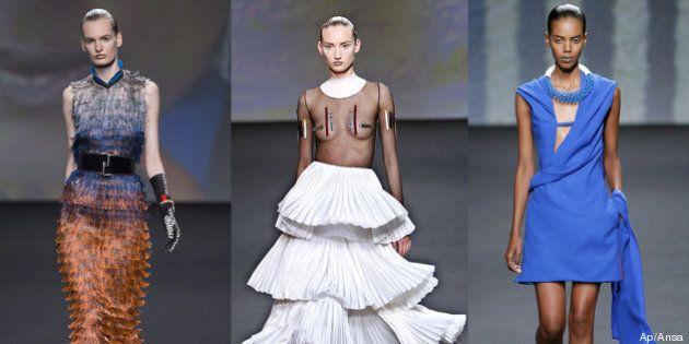 Moda Parigi: da Lacroix omaggio a Schiaparelli, Dior per la donna global