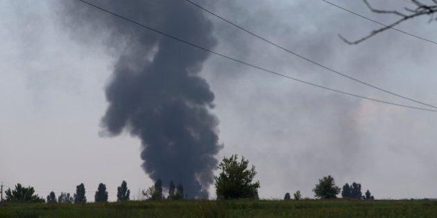 Ucraina, filorussi abbattono elicottero militare di Kiev: almeno 14 morti. Lo scontro entra in una nuova