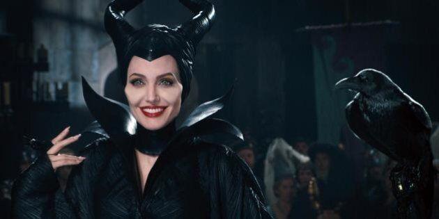 Maleficent: Angelina Jolie e il fascino delle