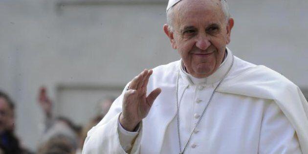Il Campidoglio di Papa Francesco: l'insediamento a S. Giovanni nel giorno delle primarie Pd per il sindaco...