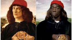 Ritratti: l'identità dei dipinti del Rinascimento viene cambiata dal fotografo Mark Abouzeid