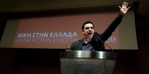 Alexis Tsipras scrive ad Andrea Camilleri e Paolo Flores D'Arcais: