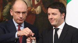 Primi segni di disgelo. Incontro segreto Renzi-Letta (FOTO,