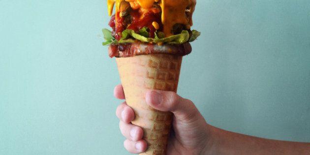 Hamburger creativi: panini a tema creati da due designer