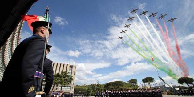 Parata 2 giugno 2014, tornano le Frecce tricolori. Con Renzi la manifestazione è meno low cost dell'anno