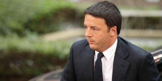 Matteo Renzi al Festival dell'Economia di Trento: