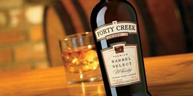 Campari compra il whisky Forty Creek per 120 milioni di euro