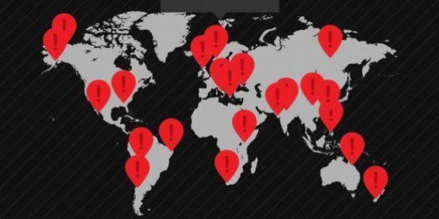 La strada del Pasubio nella classifica delle strade più pericolose al mondo. La mappa interattiva (FOTO,
