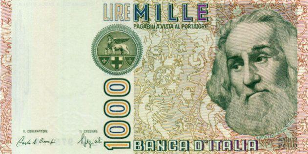 Precaria in un call center trova 100 milioni di lire ma Bankitalia non vuole cambiarli in euro: è carta...