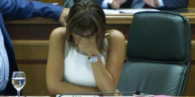 Scandalo Lazio, il dopo Polverini. Interviene il ministro degli interni Marina Cancellieri: