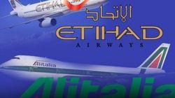 Etihad conferma l'accordo su Alitalia: