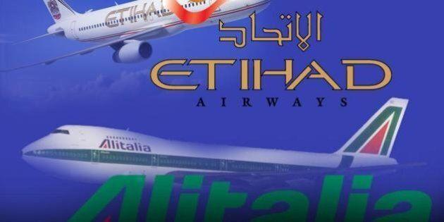 Alitalia, Etihad Airways conferma accordo: