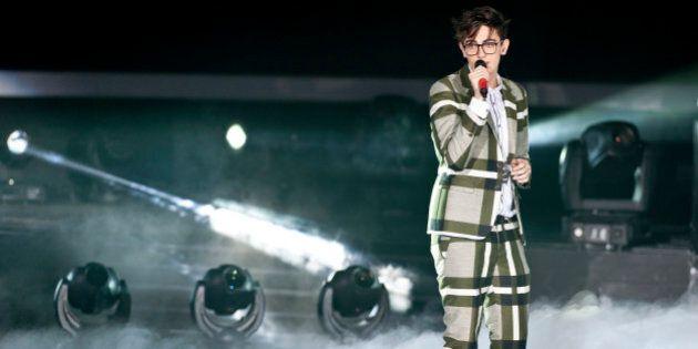 X Factor 2013: Luca Tommassini: