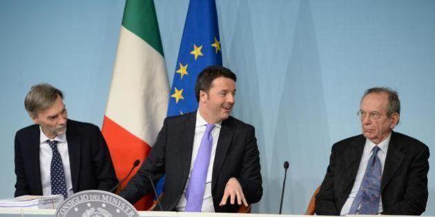 Governo Renzi fiducioso: l'Ue non ci chiederà una manovra correttiva. Ma il 'pagellone' potrebbe essere