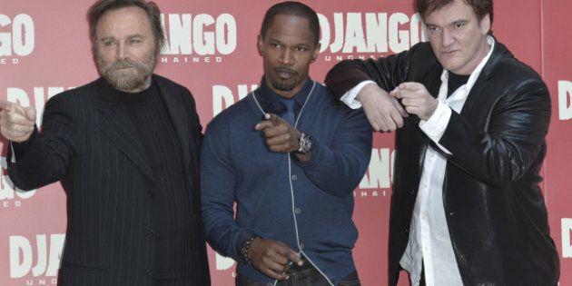 Quentin Tarantino a Roma per il suo