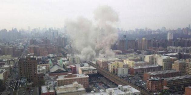 New York, crollano due edifici a Manhattan per una fuga di gas. Almeno 6 morti, 74 feriti