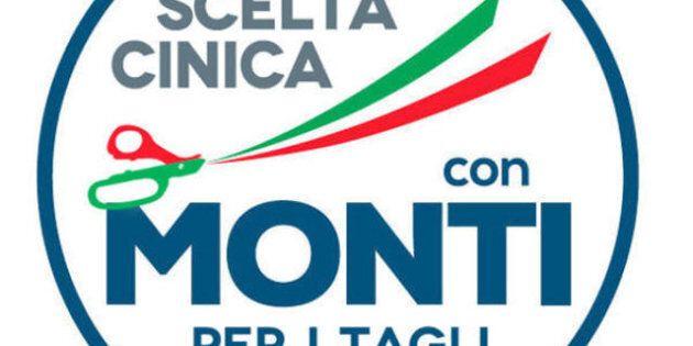Scelta civica: fotomontaggi e meme sul simbolo di Mario Monti. E per la rete diventa