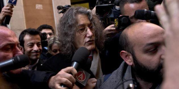 Gianroberto Casaleggio arriva a Roma: