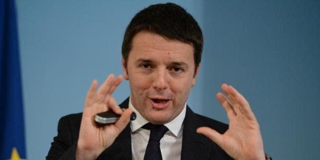 Matteo Renzi annuncia un piano shock da 90 miliardi ma per ora tanti annunci e pochi