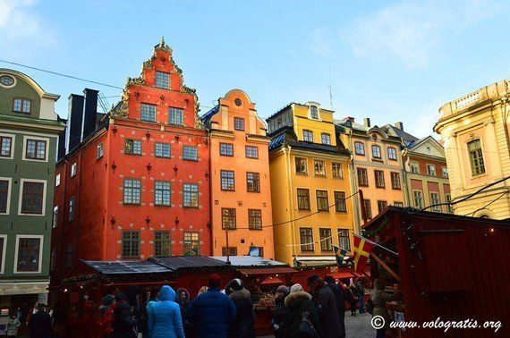 Stoccolma: mercatini di Natale e non