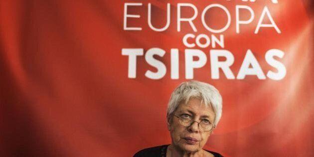 Lista Tsipras, Barbara Spinelli