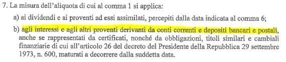 Irpef, il governo rassicura: