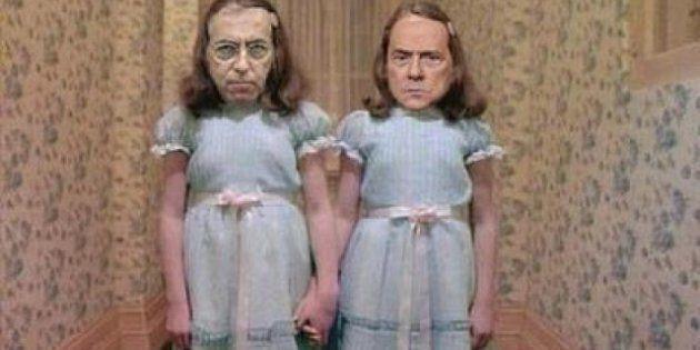 Elezioni 2013: ironia e fotomontaggi in rete. La politica da ridere con Monti, Berlusconi, Bersani, Grillo,...