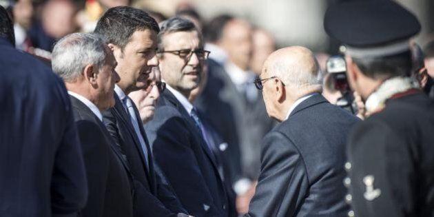 25 Aprile, Matteo Renzi su Twitter: