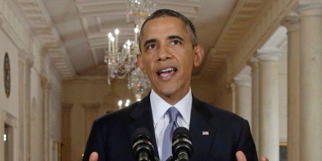 Siria, Barack Obama: