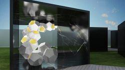 Specchi, lampade, installazioni: il design Fuksas al Salone