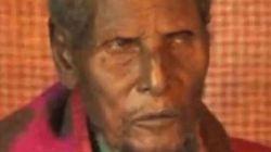 Quest'uomo dice di avere 160 anni