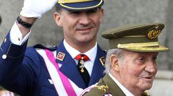 Re Juan Carlos lascerà il trono di Spagna