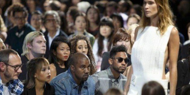 New York Fashion Week: Kanye West lascia Kim Kardashian a casa. Le sfilate