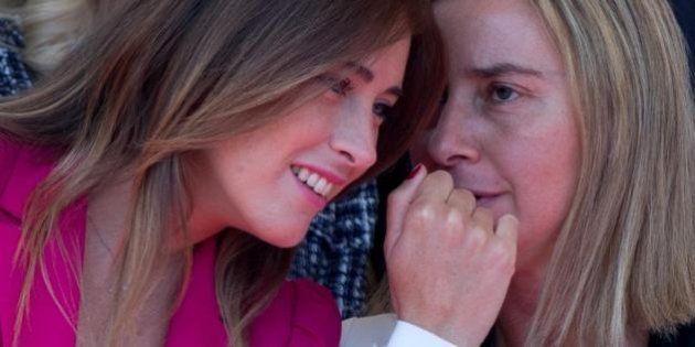 Festa della Repubblica, 2 giugno 2014: Maria Elena Boschi in abito fucsia. Tutti i look delle ministre