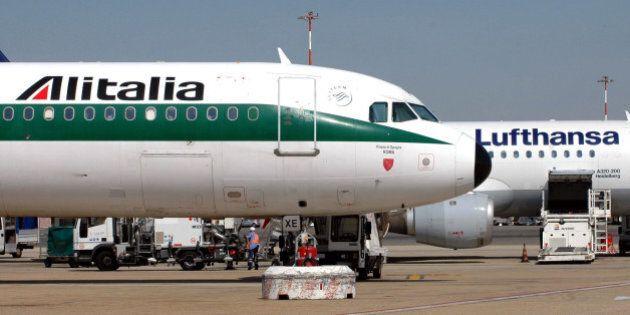 Alitalia Etihad, guerra dei cieli tra Roma e Berlino. Lufthansa: