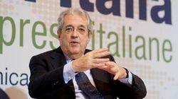 Fabrizio Saccomanni, Fmi: la conferenza stampa del ministro