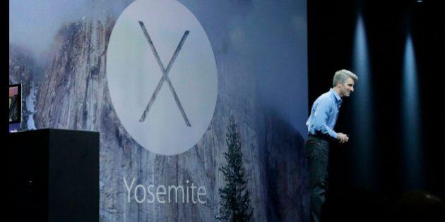 Yosemite, Apple presenta la nuova versione di OS X. A San Francisco sviluppatori da 69 paesi, il più...