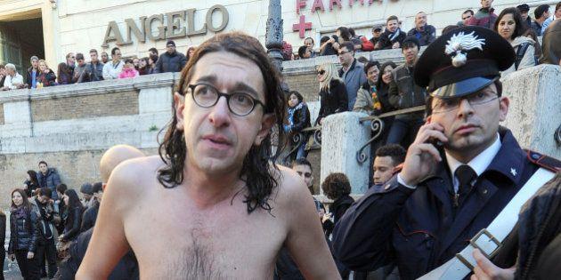 Gabriele Paolini dal carcere: