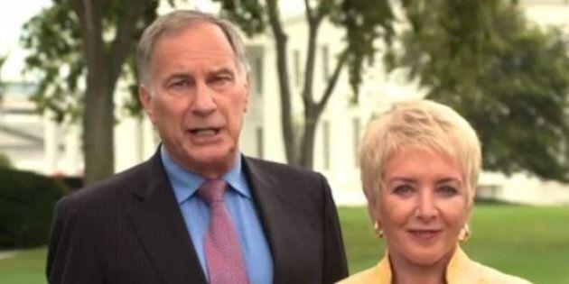 John R. Phillips, il nuovo ambasciatore degli Stati Uniti a Roma, si presenta in un video. Arriverà