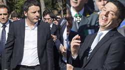 Matteo senza cravatta. Ma per il Presidente...