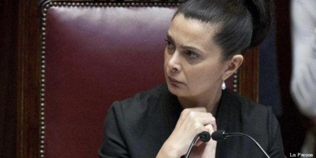 Laura Boldrini a Sergio Marchionne: