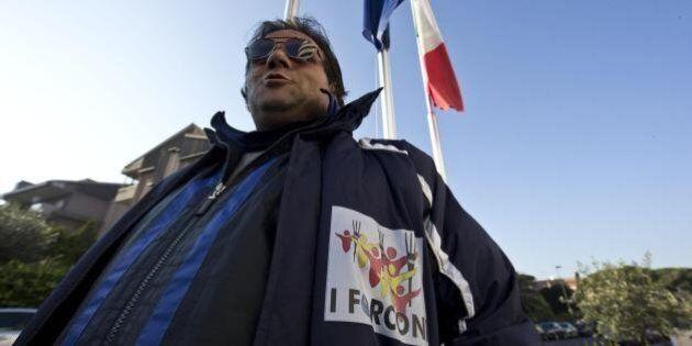 Forconi, il leader Mariano Ferro: