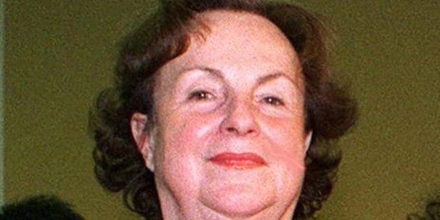 Giuliana Dal Pozzo è morta. La giornalista aveva fondato il Telefono
